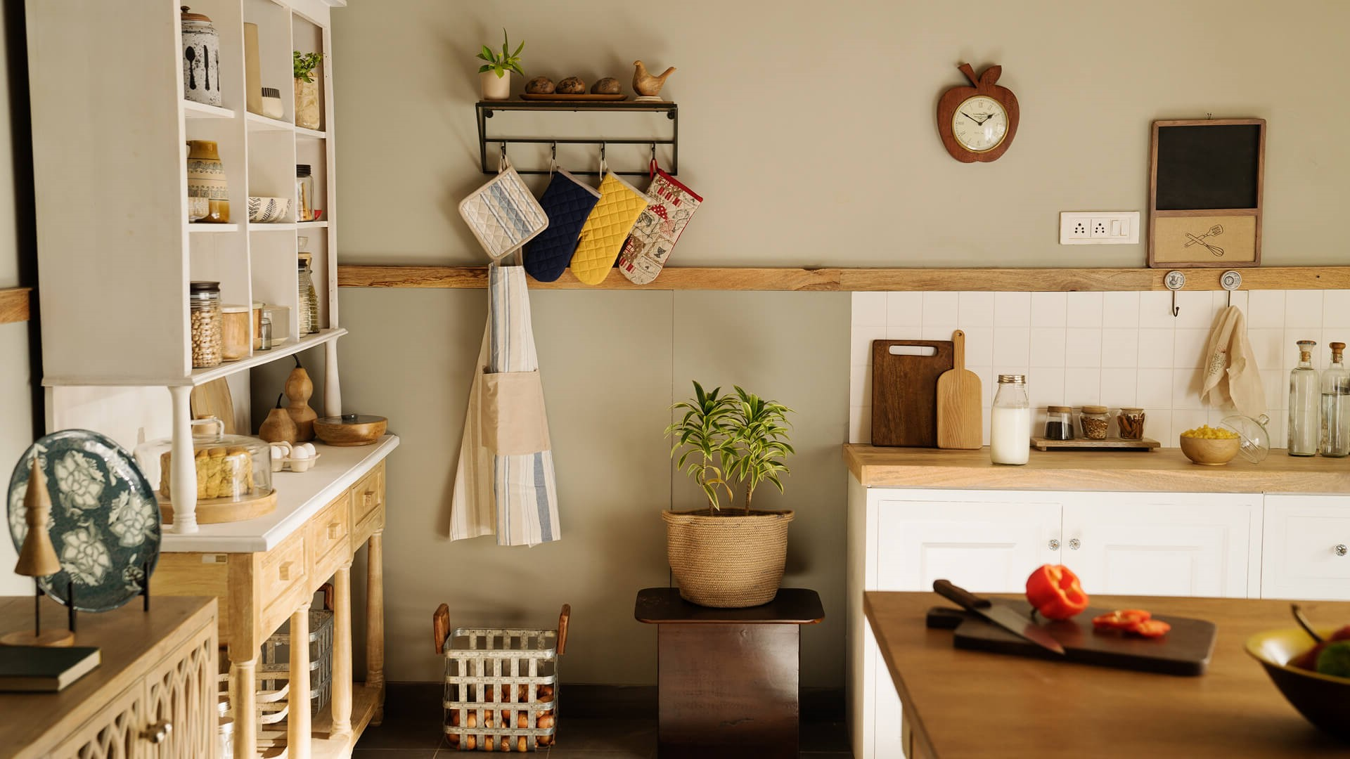 How To Decorate Your Kitchen Walls With Wall Arts Ellementry